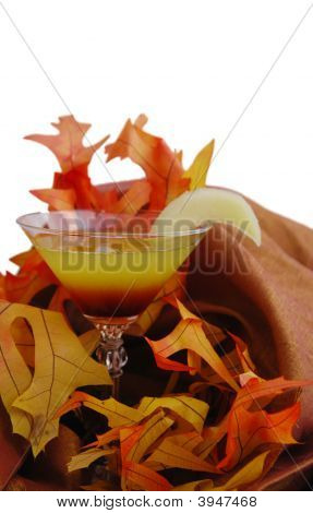 Autumn Martini