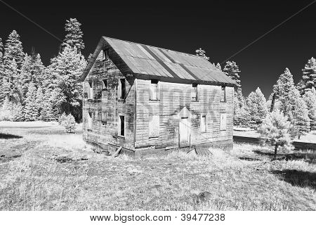 Ghost Bunkhouse In The Ochocos