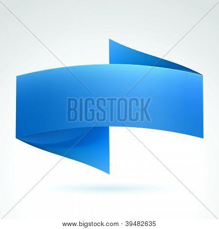 Blue Banner.