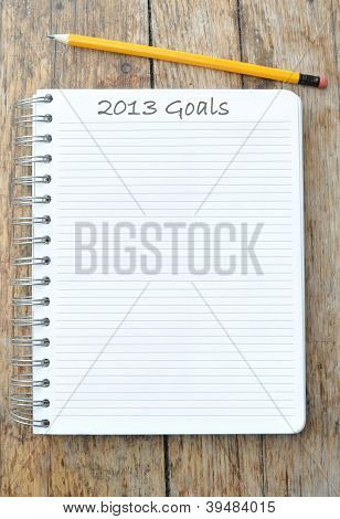 Objetivos de 2013