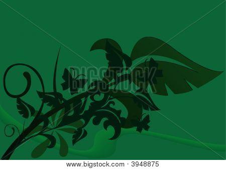 Floral Design.Eps