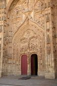 Great Door Of Salamanca Cathedral