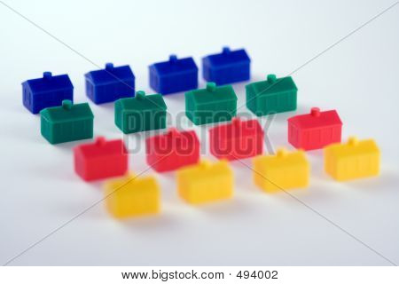 Plastic Houses