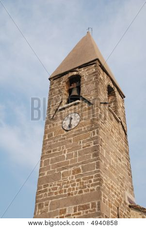 Belltower Of S.s. Trinity