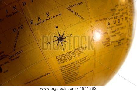 Ancient Globe