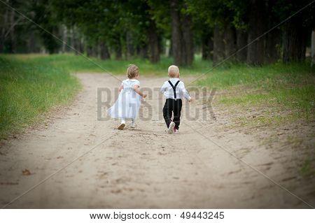 Running Babies