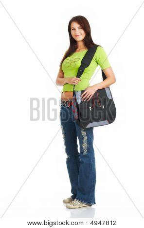Student Woman