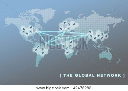 The Global Network Business Concept