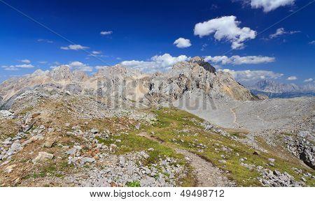 Dolomiti - Costabella Ridge