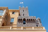Princes Palace of Monaco.