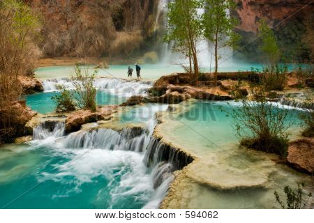 Caminhada de Havasu Falls