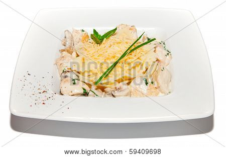 Pastai With Chicken