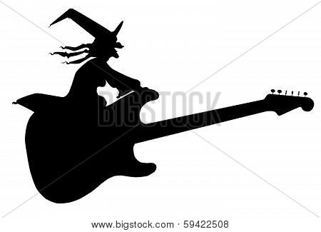 Guitar Witch