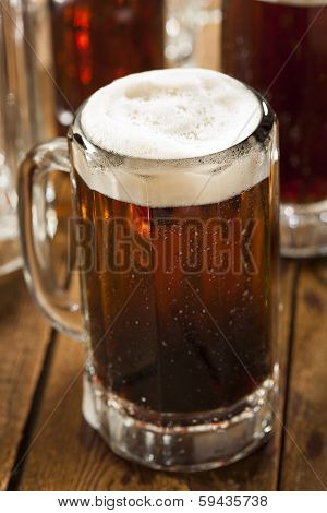 Cold Refreshing Root Beer