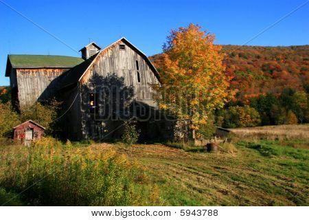 Catskills Farmhouse