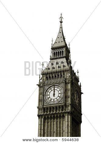 Big Ben - symbol of London.
