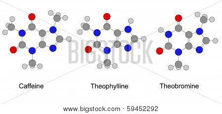 Alkaloids Of Purine Series