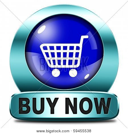 buy now and here blue metal icon or button online sales sell on internet shop online shop buy and add to cartbutton shopping webpage