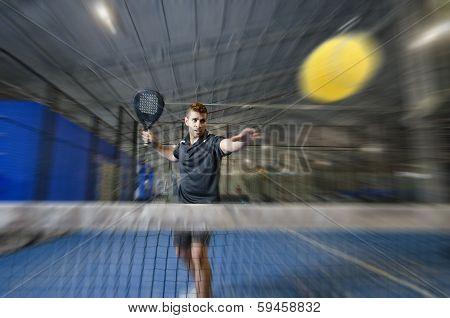 Paddle Tennis Master