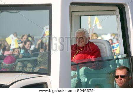 Pope Benedict XVI in