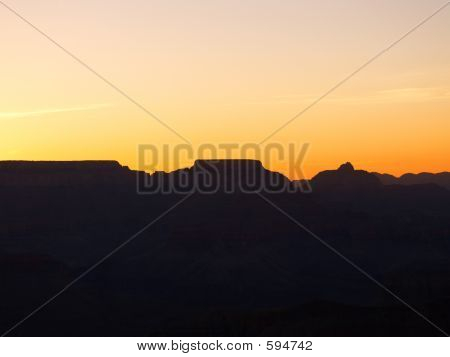 Grand Canyon Pre-sunrise