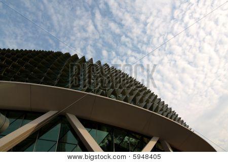 Esplanade Singapore Day View