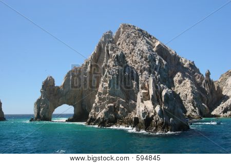 Land's End Arch
