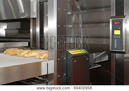 Bread Bakery Oven