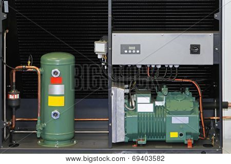 Heat Exchanger Pump