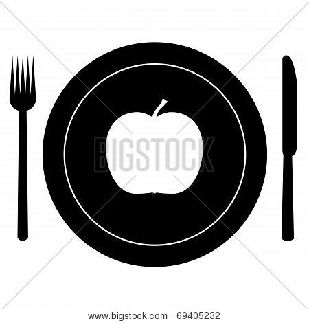 Apple for dinner