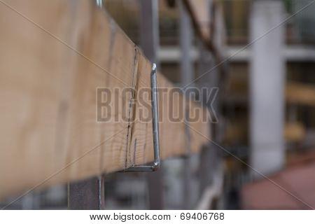 Scaffolding Parapet