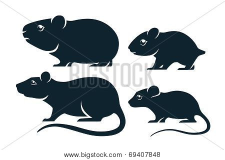 Rodents Icons