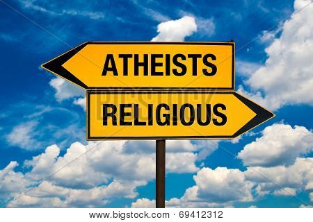 Atheists Or Religious