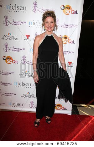 LOS ANGELES - AUG 1:  Catherine Tambini at the Imagen Awards at the Beverly Hilton Hotel on August 1, 2014 in Los Angeles, CA