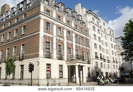 Chinese Embassy, London