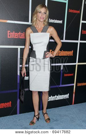SAN DIEGO - JUL 26:  Tricia Helfer at the Emtertainment Weekly Party - Comic-Con International 2014 at the Float at Hard Rock Hotel San Diego on July 26, 2014 in San Diego, CA