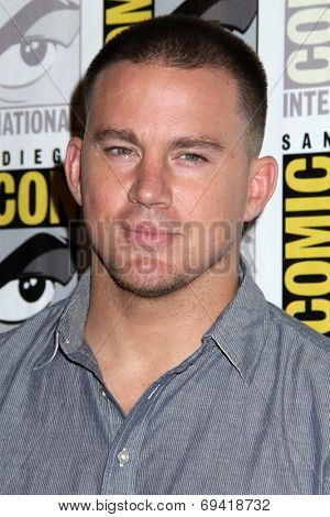 SAN DIEGO - JUL 25:  Channing Tatum at the