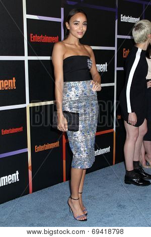 SAN DIEGO - JUL 26:  Ashley Madekwe at the Emtertainment Weekly Party - Comic-Con International 2014 at the Float at Hard Rock Hotel San Diego on July 26, 2014 in San Diego, CA
