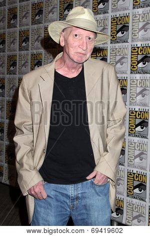 SAN DIEGO - JUL 26:  Frank Miller at the