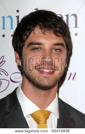 LOS ANGELES - AUG 1:  David Lambert at the Imagen Awards at the Beverly Hilton Hotel on August 1, 2014 in Los Angeles, CA