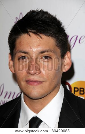 LOS ANGELES - AUG 1:  Philip Anthony Rodriguez at the Imagen Awards at the Beverly Hilton Hotel on August 1, 2014 in Los Angeles, CA