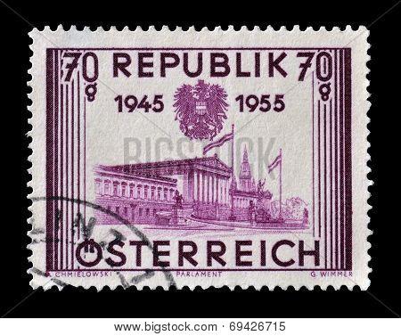 Austria 1955