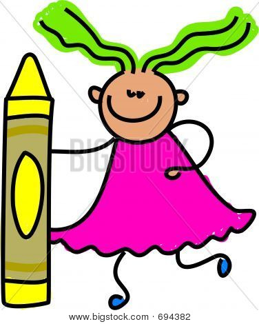 Crayon Kid
