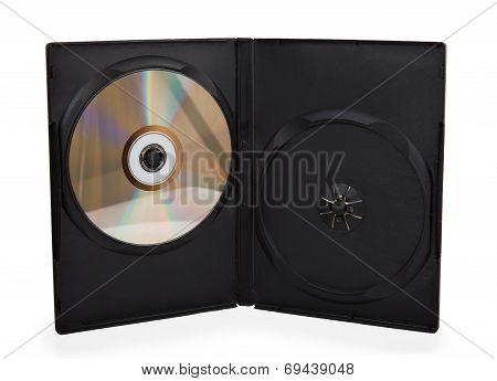 Dvd In Black Case