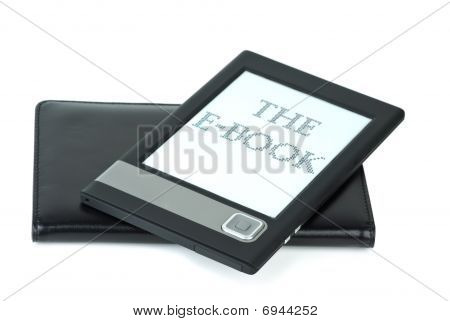 E-book Device And Cover