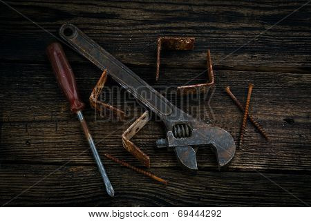 Spare Parts And Instruments