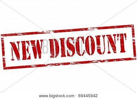 New Discount