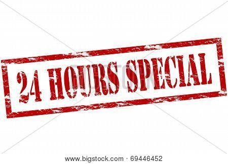 Tweny Four Hours Special