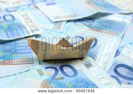 Sailing On Money