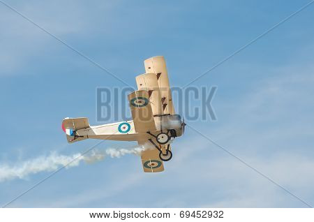 WW1 Triplane